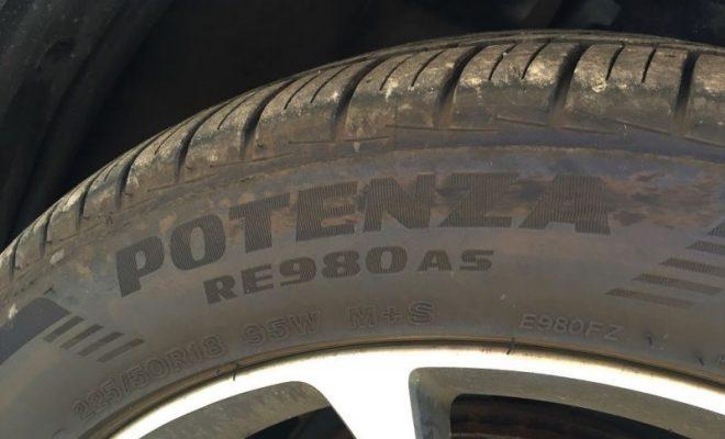 Avpneus Bridgestone POTENZA RE040
