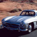 Mercedes-Benz 300 SL Coupé à aile de mouette