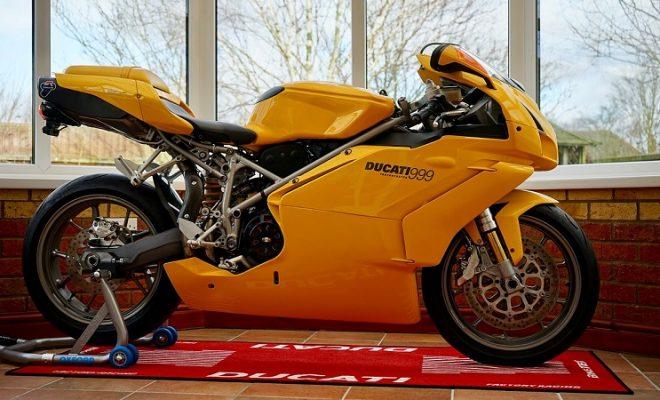 Les plus grandes marques de motos italiennes